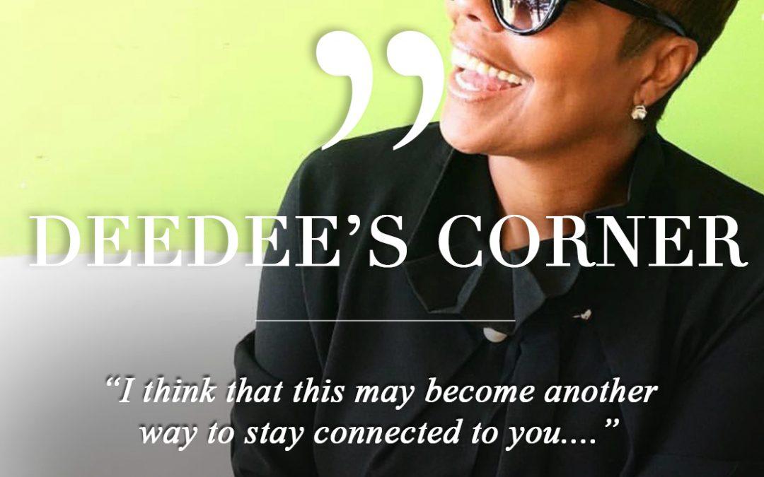 DeeDee's Corner