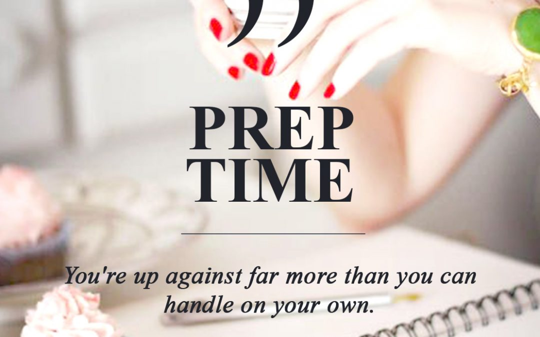 Prep Time!